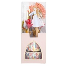 Meri Meri Cupcake Kit (Magical Princess)