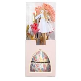 Meri Meri Cupcake Kit (Magical Princess)