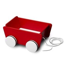 Micki, Dragvagn Röd