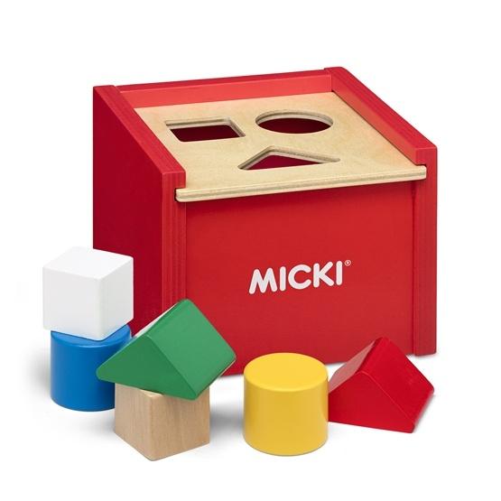 Micki, Plocklåda Classic