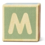 Micki, Alfabetsklossar Pastell, 36 st