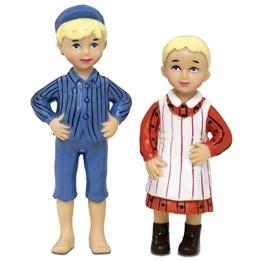 Emil i Lönneberga, Emil & Ida figurset