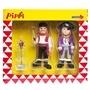 Pippi, Två sjörövare & Rosalinda