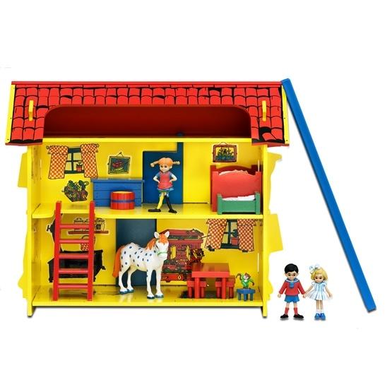 Pippi, Villa villekulla med lekplatta