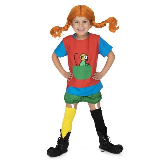 Pippi, Kläder 2-4 år