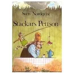 Sven Nordqvist, Stackars Pettson