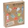 Recycle me, Rymden, 6 st återvinningspyssel