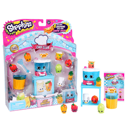 Shopkins, Chef Club S6 - Juicy Smoothie Collection