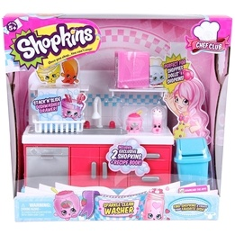 Shopkins, Chef Club S6 - Sparkle clean Washer
