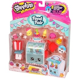 Shopkins, Serie 4, Food Fair - Candy