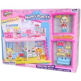 Happy Places, Shopkins Happy Home Playset
