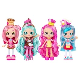 Shopkins, Chef Club Shoppies - Jessicake