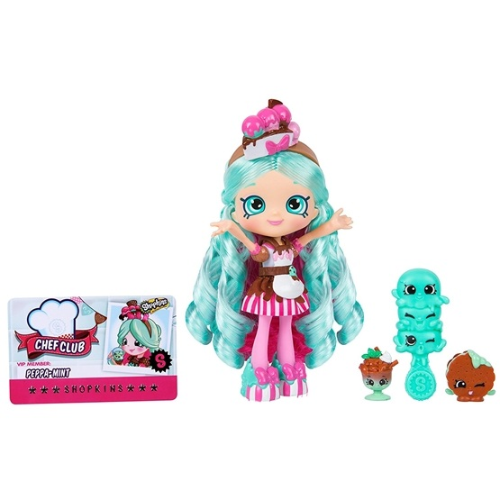Shopkins, Chef Club Shoppies - Peppa-Mint