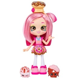 Shopkins, Chef Club Shoppies - Donatina 15 cm