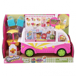 Shopkins, Serie 3, Food Fair Scoop Ice Cream Truck