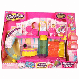 Shopkins, Fashion Spree Boutique