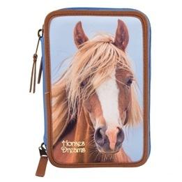 Horses Dreams, TrippelPennfodral med innehåll