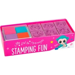 Ylvi & the Minimoomis, Stamping Fun