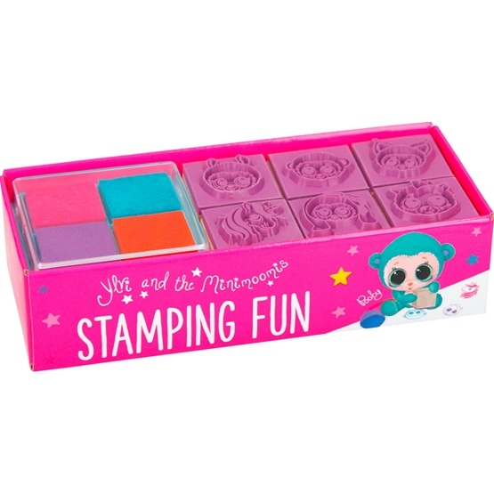 Ylvi & the Minimoomis, Stamping Fun