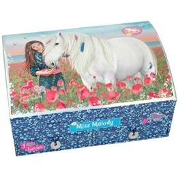 Miss Melody, Smyckeskrin häst & tjej