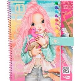 TOPModel, Flamingo Special Designbok