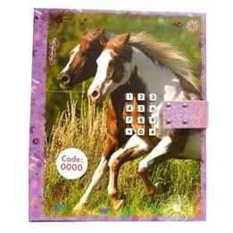 Horses Dreams, Dagbok kod & ljud rosa