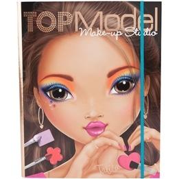 TOPMOdel, Make-Up Studio Målarbok