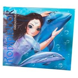 TOPModel, Fantasy Kompisbok Delfiner