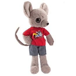House of Mouse, Mjukdjur 35 cm - Pappa Mus