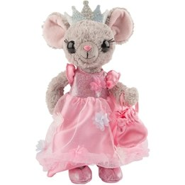 House of Mouse, Mjukdjur 25 cm - Holly Prinsessa