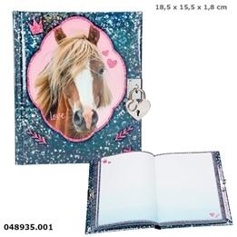 Horses Dreams, Dagbok blå
