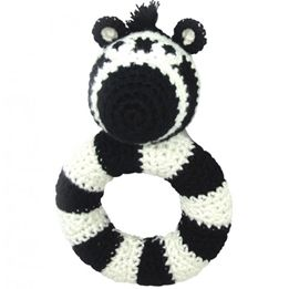 NatureZoo, Rund skallra Zebra sv/vit