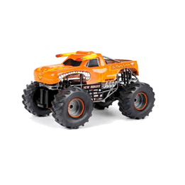 New Bright, Monster Jam, El Toro Loco, 40 Mhz 1:15