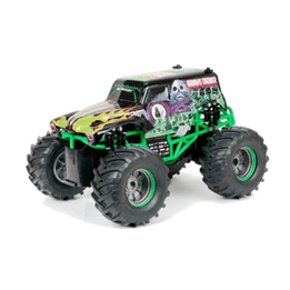 New Bright, Monster Jam, Grave Digger, 27 Mhz 1:15