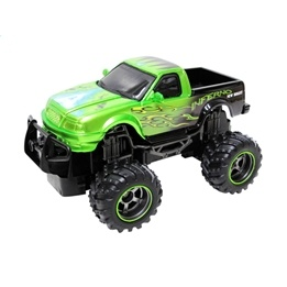 New Bright 1:24 Dragon Pick Up Grön