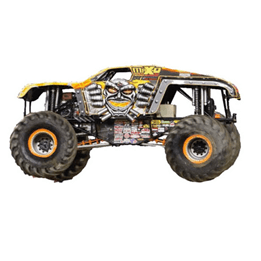 New Bright, Monster Jam, Max-D, 40 Mhz 1:24