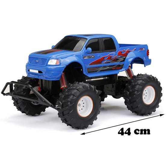 New Bright, RC Chargers Ford F-150 Blå, 44 cm 2,4 GHz