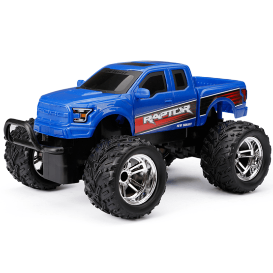 New Bright, 1:18 RC Chargers Raptor
