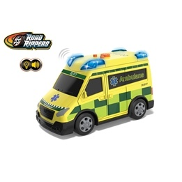 Road Rippers, Ambulans
