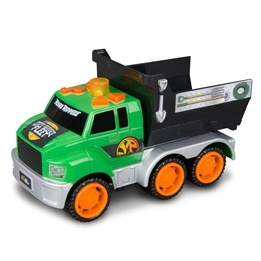 Road Rippers, City Service Fleet - Landscape Truck