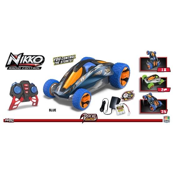 Nikko, Psycho Gyro - Blue