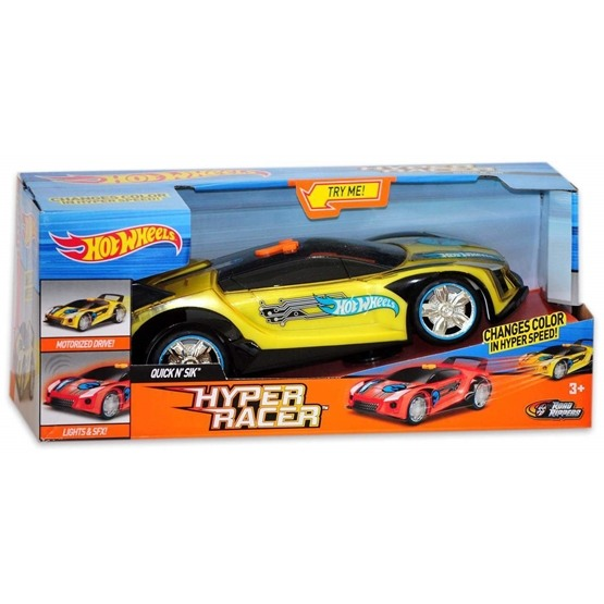 Hot Wheels, Hyper Racer - Quick 'N Sik™