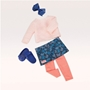Our Generation, Dockkläder - Tröja med kjol & leggings