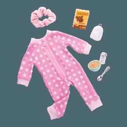 Our Generation, Dockkläder - Pyjamas & frukost