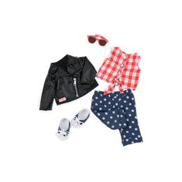 Our Generation, Dockkläder Retro Outfit