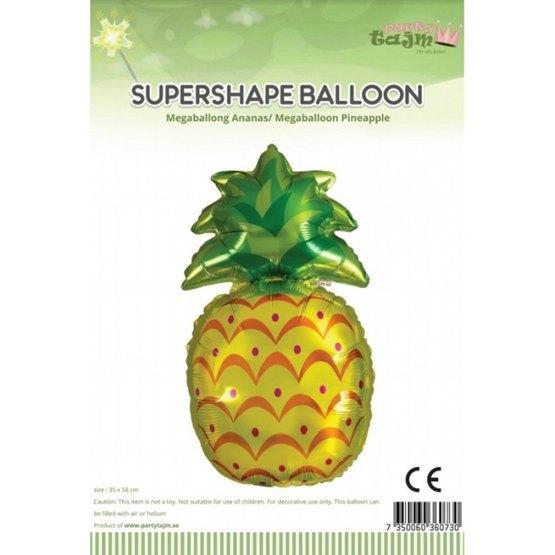 Partytajm, Folieballong Ananas