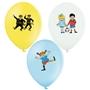 Pippi Långstrump, Ballonger 6 st