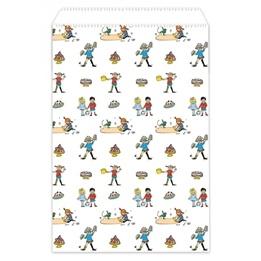 Pippi Långstrump, Godispåsar med stickers 8-pack