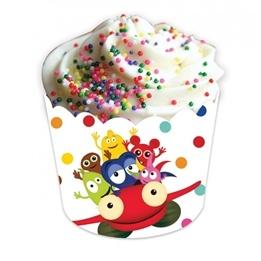 Babblarna, Muffinsformar 25 st