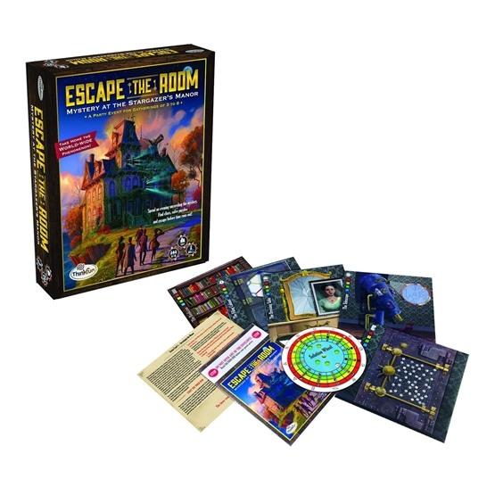 Escape The Room - Mysteriet i Stjärnkikarens Herrgård